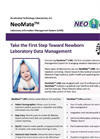 NeoMate - Laboratory Information Management System (LIMS) Brochure