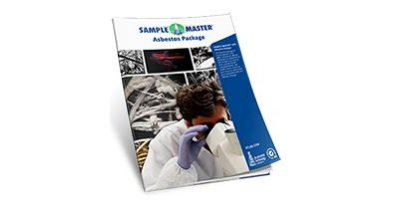Sample Master - Version Pro - Asbestos Module Software