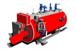 PBS - Model THS-P - Automatic Steam Medium-Pressure Boilers With Superheater