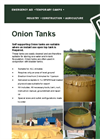 Onion Tanks Brochure