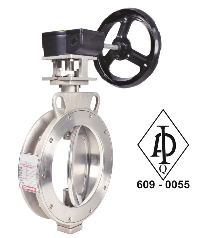 High_Performance_Butterfly_Valve
