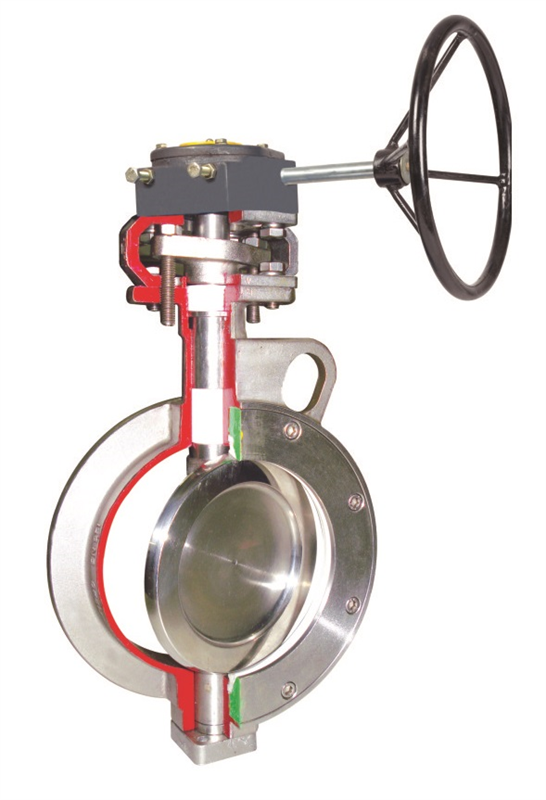 Metal_Seated_Butterfly_Valve