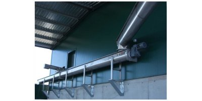 Sinfines - Worm wthout Nucleus Conveyor for Slurry