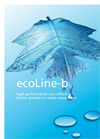 Model Ecoline B - Below Ground Oil Water Separators  - Brochure