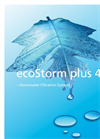 EcoStorm - Model Plus 400 - Stormwater Filtration System - Brochure