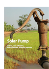 Solar Pump Series Brochure
