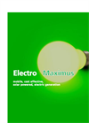 Electro Maximus Series Brochure