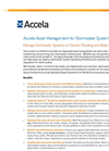 Stormwater Asset Management Software Brochure