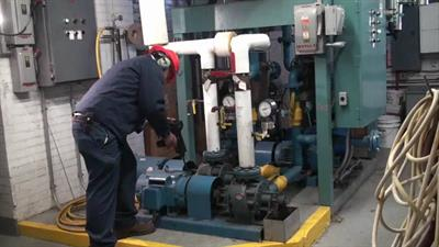 Compressed Air Leak Survey, Detection & Assessment