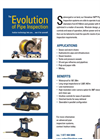 Versatrax - Model 150 - Crawler Vehicles Specification Sheet