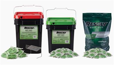 Resolv - Soft Bait Rodenticide