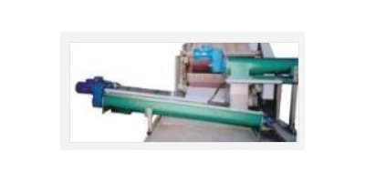 Model SDK & SDK-B - Sludge Screw Conveyors