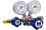 Matheson - Model 3530A Series - Single-Stage High-Purity Brass Regulator