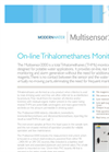 Multisensor2000 On-line Trihalomethanes Monitor Brochure