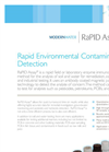RaPID Assay Rapid Environmental Contaminant Detection Brochure