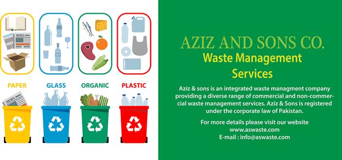 Aziz & Sons Co Waste Management Services Profile