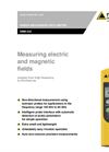Narda - Model NBM-520 - Broadband Field Meter Brochure