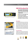 Narda - Model NBM-580 - Broadband Radiation Meter Brochure