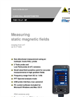 Model THM 1176 - Magnetic Field Meter Brochure
