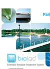 Biolac Innovative Extended Retention Activated Sludge Process Brochure