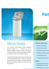 Micro Series On Site Disinfection Generator Brochure