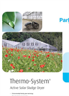 Thermo-System - Active Solar Sludge Dryer Brochure