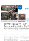 Helisieve Septage Receiving Brochure