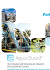 Aqua Guard - Continuous Self Cleaning Moving Media Screen Brochure