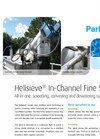 Helisieve Fine Screen Brochure