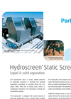 Hydroscreen - Bi Wave Panel Static Screen Brochure