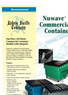 Nuwave Commercial Containers Brochure (PDF 2.15 MB)