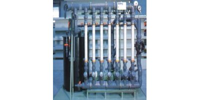 KOMPasep - Model P-Line - Ultrafiltration Systems