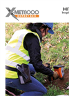 Hitachi High-Tech - Model X-MET8000 Expert Geo - Handheld XRF Analyser - Brochure
