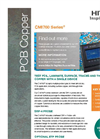 Hitachi High-Tech - Model CMI760 Series - Digital Coating Thickness Gauges for PCB Copper - Brochure