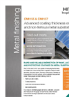Hitachi High-Tech - Model CMI155 & CMI157 - Brochure