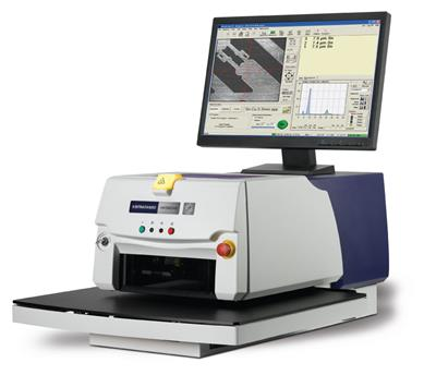 Hitachi High-Tech - Model X-Strata920 - Coating Thickness Measurement and Materials Analysis