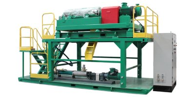 GN Solids - Model GN - Drill Cuttings Management Modular Unit