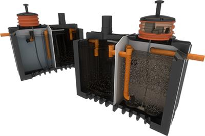 ClearFox - Model FBS - Sewage Treatment Plants