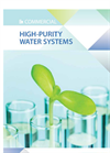 High Purity Water Systems Brochure