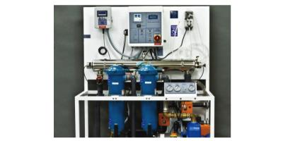 Model UV Series - Rain Water Reclamation Systems
