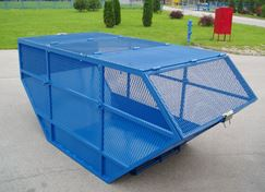 Steel Frames Container-1