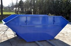 Steel Frames Container-3