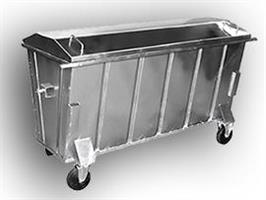 Novakovic - Model 1.3 m³ - Cadaver Container