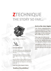Ztechnique Worldwide Spare Parts Supplier Oil Free Compressors Brochure