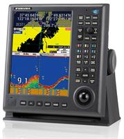 Furuno - Model GP-3700F - GPS/WAAS Color Chart Plotter With Fish Finder