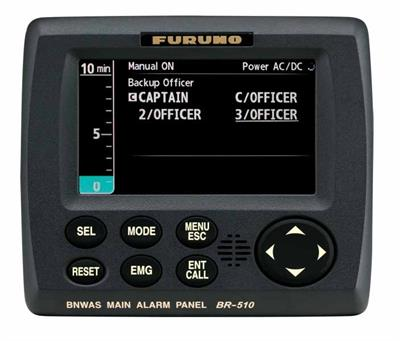 Furuno - Model BR-500 - Bridge Navigational Watch Alarm System (BNWAS)