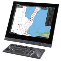 Furuno - Model ECDIS FMD-3200, FMD-3300 - Intuitive Route Planning and Navigation Monitoring System