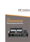 Dominator Depackaging Machine - Brochure