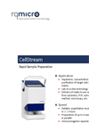 Cell Stream - Rapid Sample Preparation Instrument Brochure