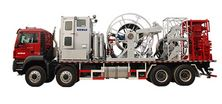 Kerui - Model KTLG - Truck Mounted Coiled Tubing Unit
